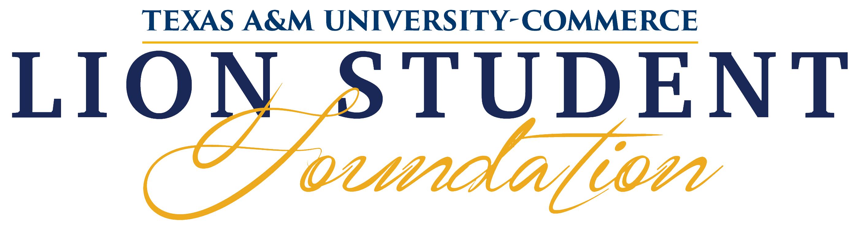 Lion Student Foundation Logo